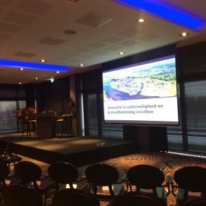 Seminar waterveiligheid en klimaatbestendig inrichten